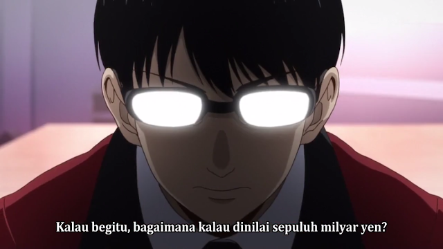 Kakegurui Episode 11 Subtitle Indonesia