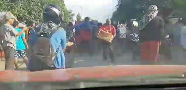 BNPB sebut bantuan untuk korban gempa Palu juga disetop dan dijarah di jalan