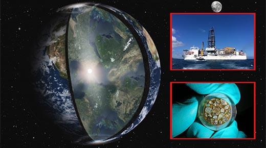 Nuevo estudio dice que podría haber una biosfera escondida 10 km debajo de la corteza terrestre