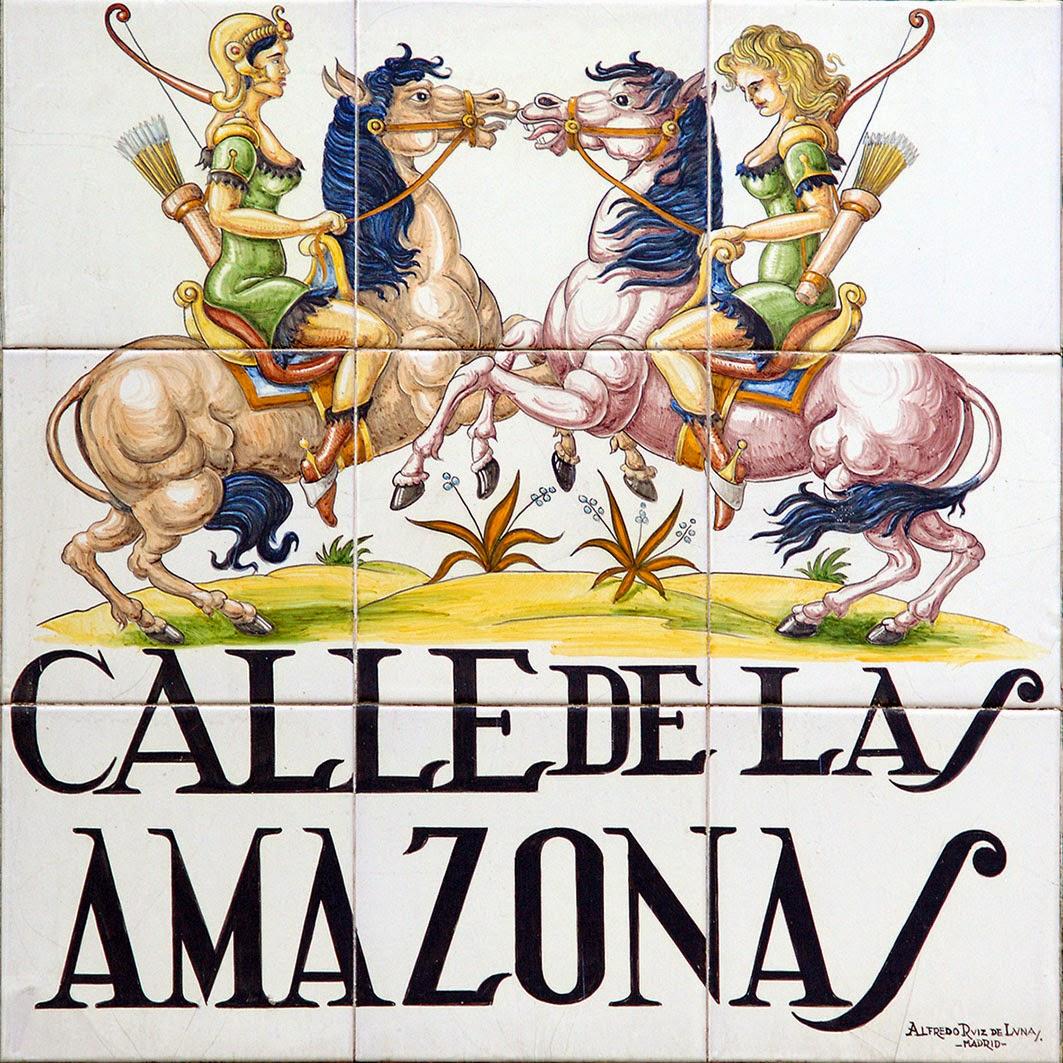 Calle de las Amazonas