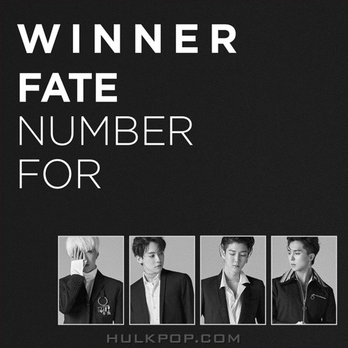 WINNER – FATE NUMBER FOR – Single (Japanese) (ITUNES PLUS AAC M4A)