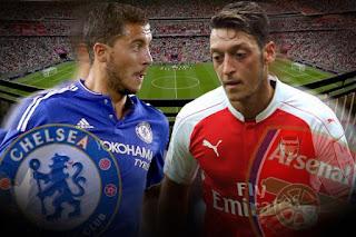 Chung kết FA cup: Arsenal vs Chelsea (23h30 ngày 27/5/2017)