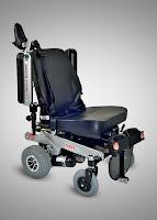 Ostrich Power Wheelchair Verve Rx
