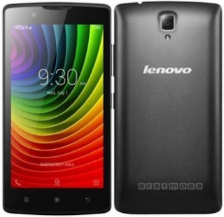 Mudah Cara Flash Lenovo A2010 Via PC