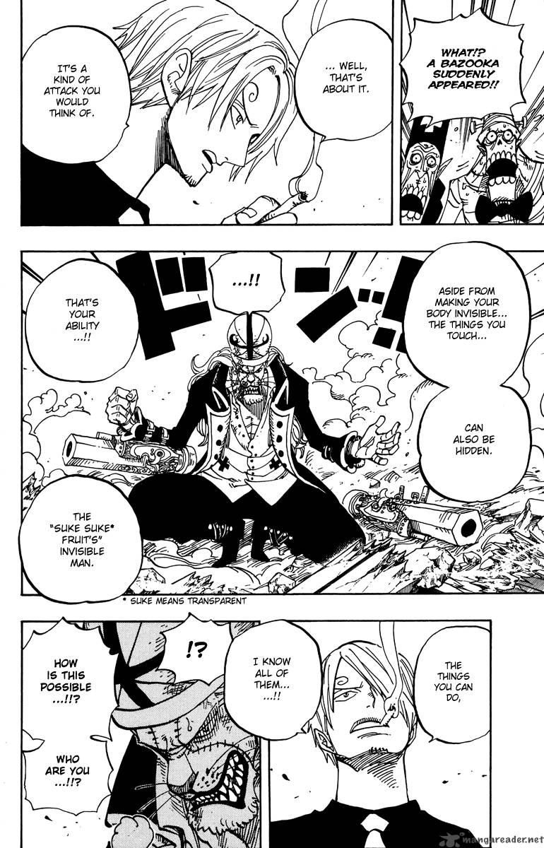 One Piece 464
