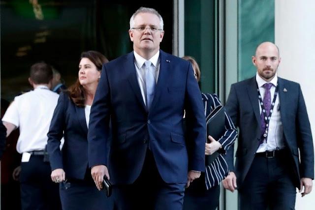 PM Australia Puji Pengorbanan Muslim Selama Ramadhan