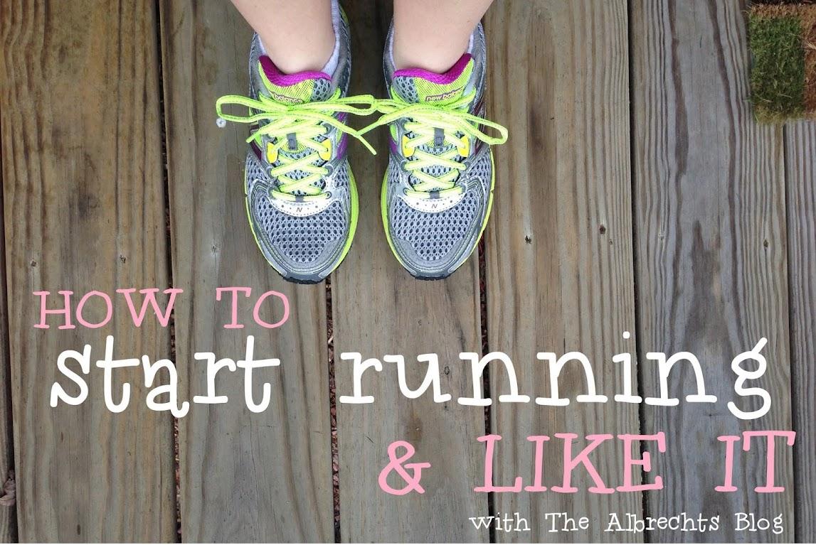 running, start running, like running, girls run, how to run