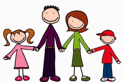 Hasil gambar untuk animasi kebersamaan keluarga