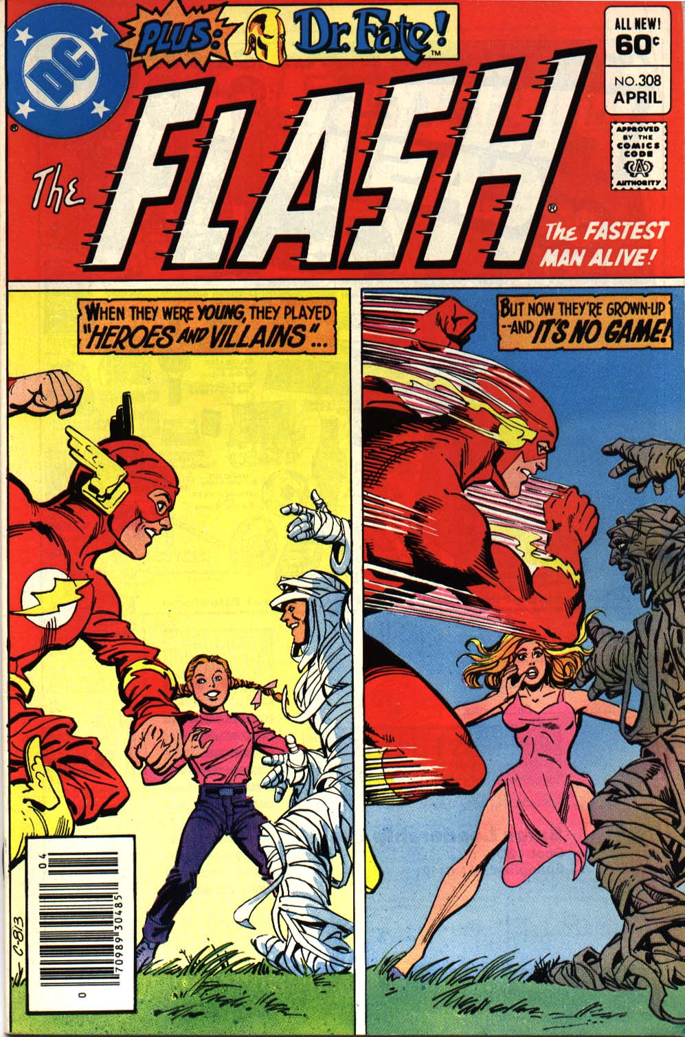 The Flash (1959) 308 Page 1