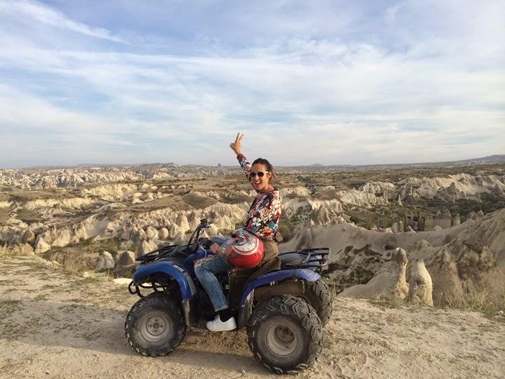 actividades en la Capadocia