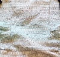 Limas Flex tissu jacquard Didymos Aurora écharpe portage