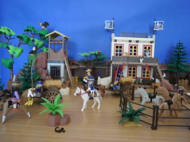 speelgoed playmobil wild west 1. Black Bedroom Furniture Sets. Home Design Ideas