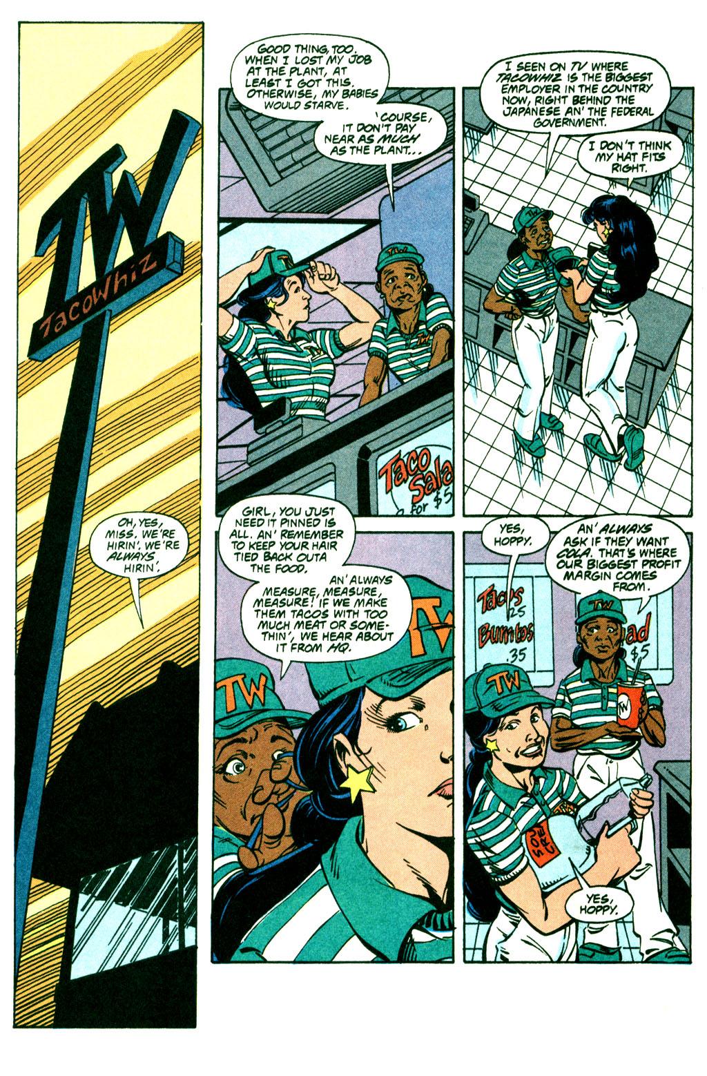 Read online Wonder Woman (1987) comic -  Issue #73 - 14