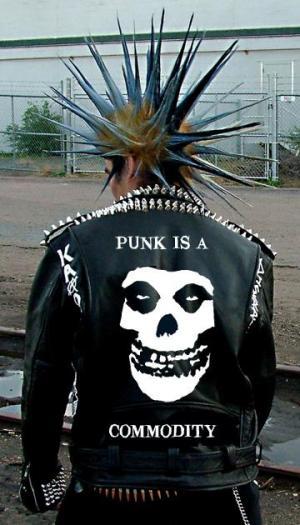 Tagli capelli punk uomo