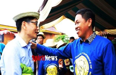 Presiden ARSA Berikan H Syamsuddin Gelar  Spesialis Member Ahli Pedesaan