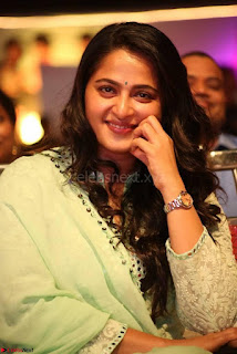 Anushka Stills At Show Time Movie Audio Launch 03.jpg