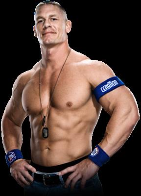 John Cena Body