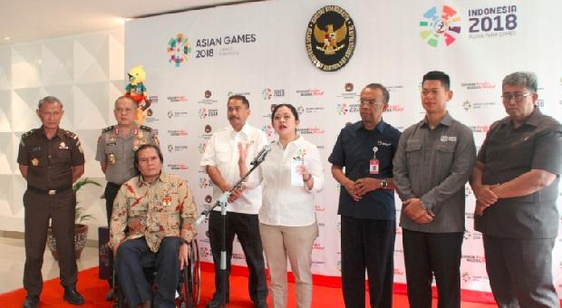 Asian Para Games Tertular Kesuksesan Asian Games 2018