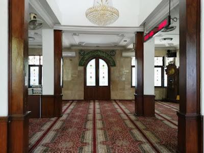 Pilar masjid