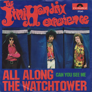 """Ακούστε την διασκευή των Jimi Hendrix Experience στο """"All Along the Watchtower"""" του Bob Dylan"""