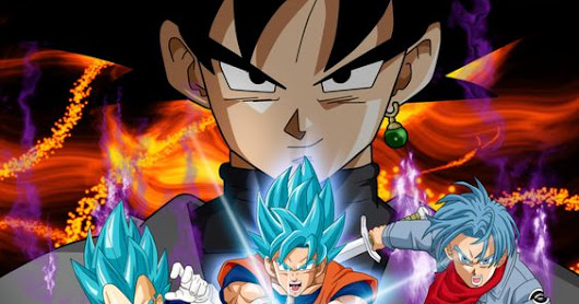 Dragon Ball Super - La Saga de Black Goku