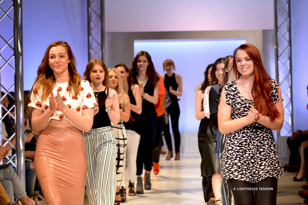 Lighthouse Fashion Photography Films Production Uk London Manchester Birmingham Leicester Top 10 De Montfort University S Contour Fashion Show 2015