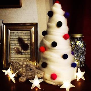 Guild by POD 100均クリスマスツリーのリメイク