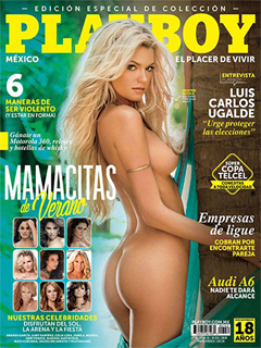 Revista Playboy Mexico-Junio 2015 PDF Digital