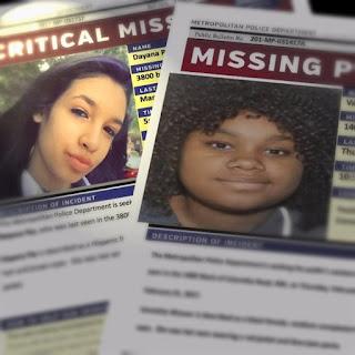 34 Missing Girls In DC