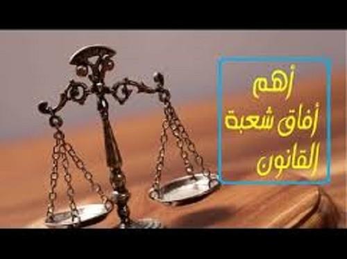 افاق شعبة القانون بسم الله الرحمن الرحيم السلام عليكم ورحمة الله تعالى وبركاته