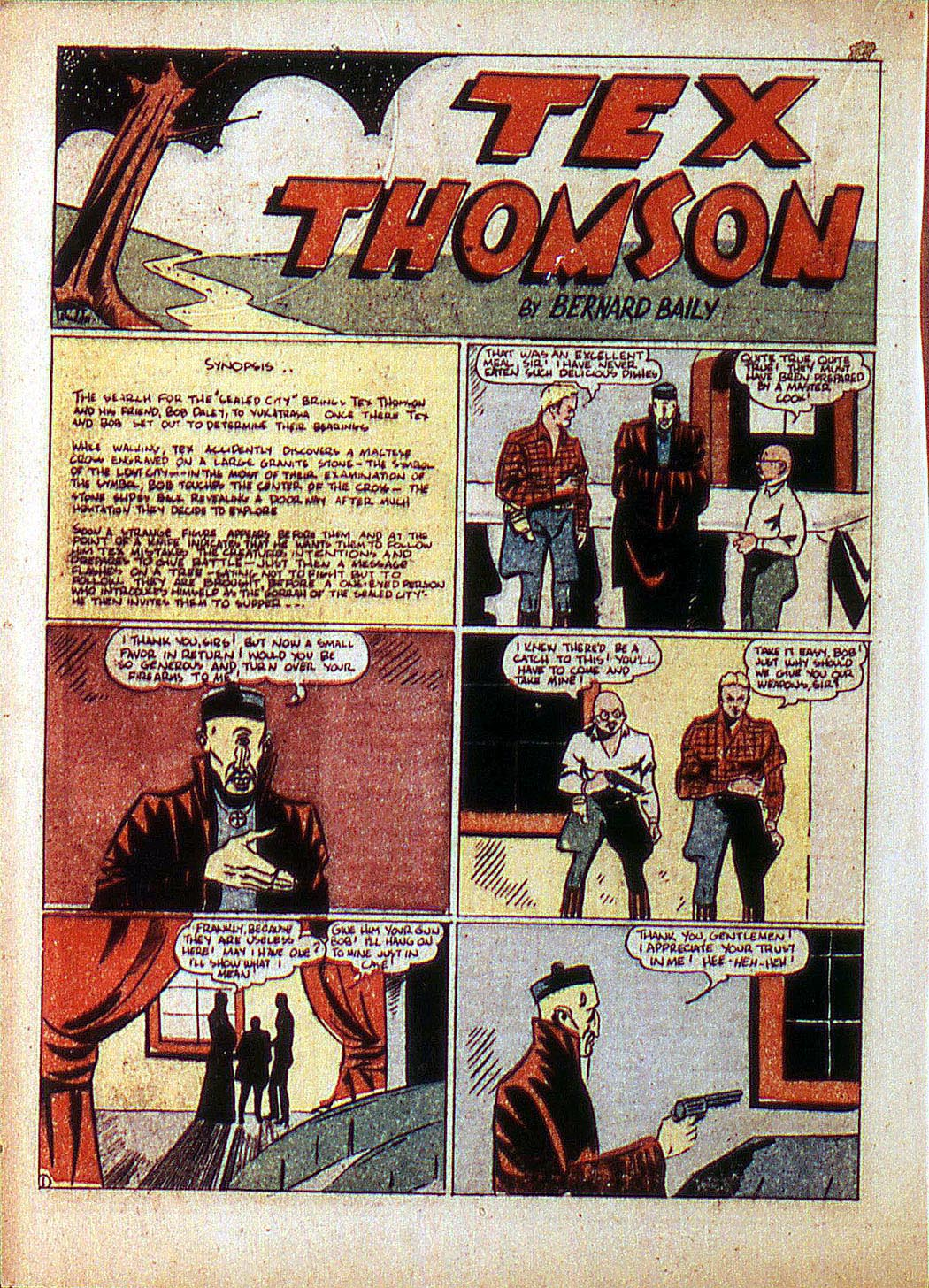 Read online Action Comics (1938) comic -  Issue #3 - 36