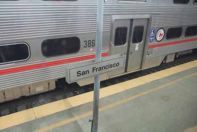 caltrain-sf-station カルトレインサンフランシスコ駅