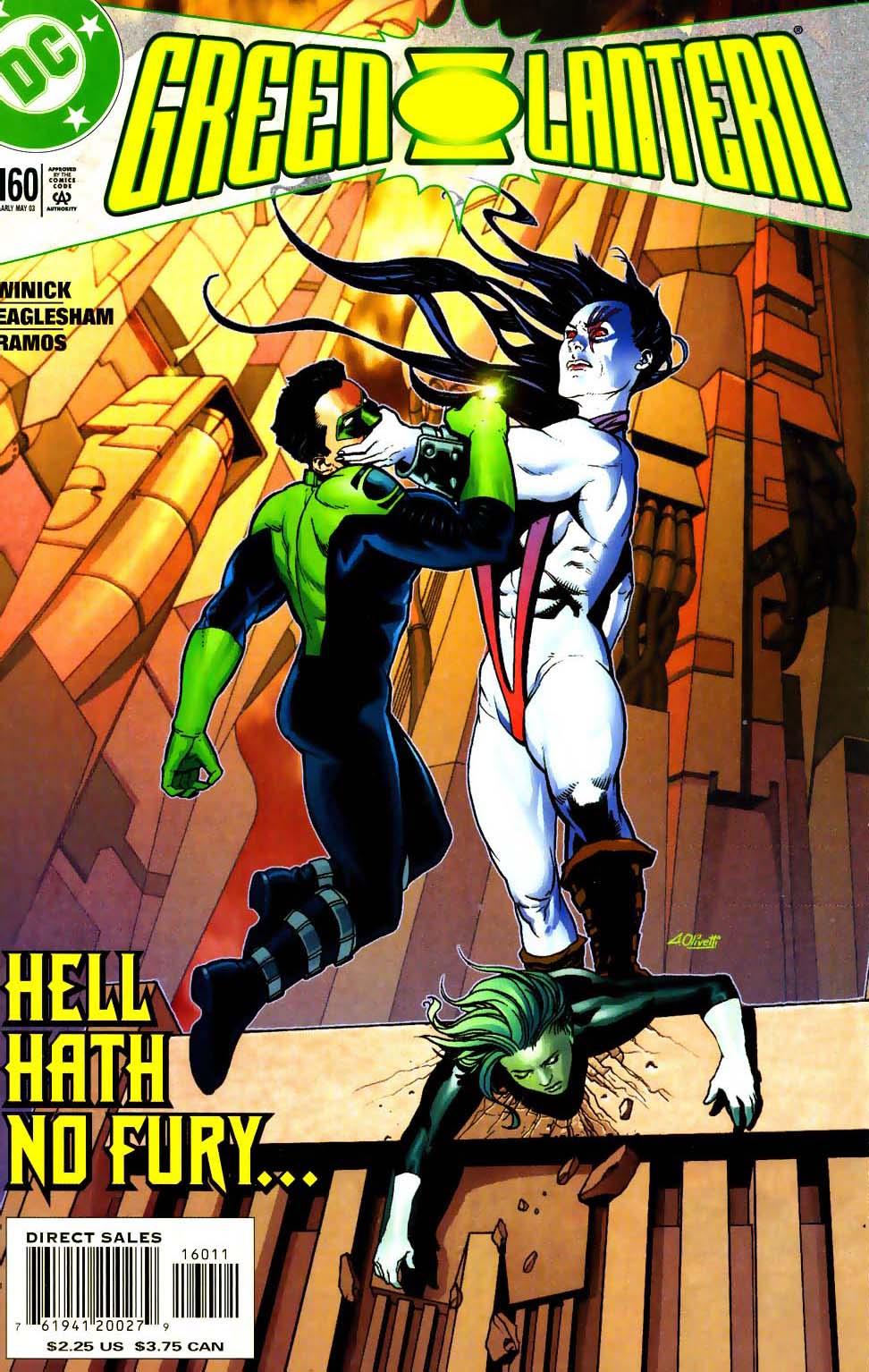 Green Lantern (1990) 160 Page 1