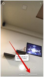 Cara Menggunakan Boomerang dalam Instagram Stories di iPhone, Begini Caranya