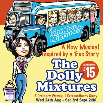 The Dolly Mixtures Musical at The Customs House Review