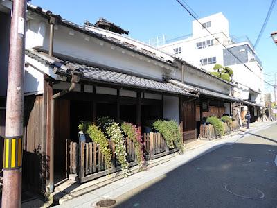 枚方宿・鍵屋資料館(街道菊花祭・ひらかた菊フェスティバル)