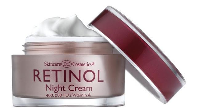 retinol eye cream skin care cosmetics