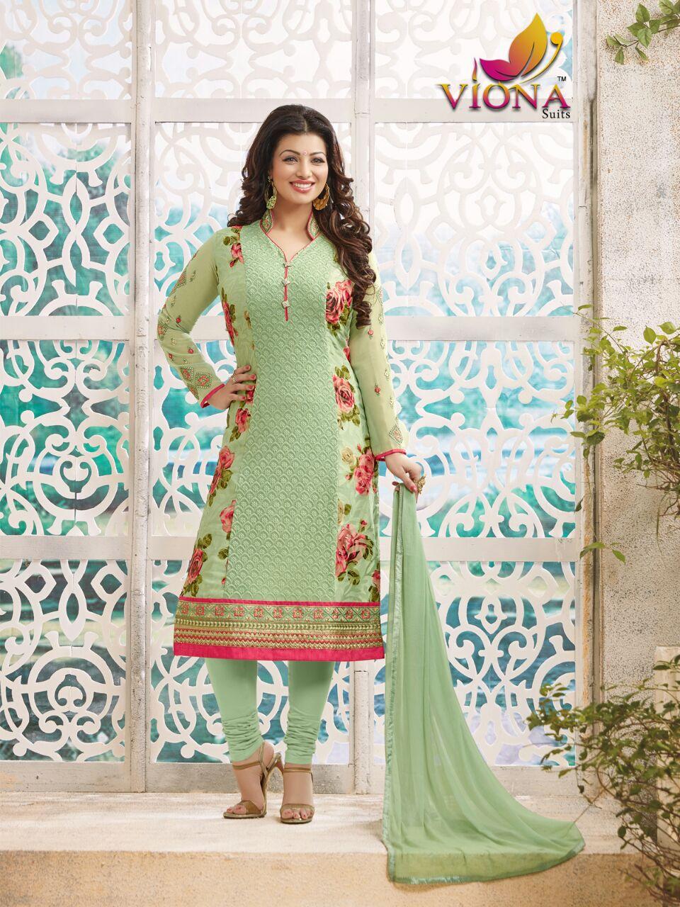 Ayesha vol 4 – Latest  Indian Designer Salwar Suit Exporter