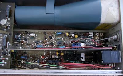 osciloscópio Tektronix SC501