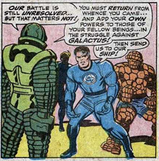 Fantastic Four 77 Lee Kirby