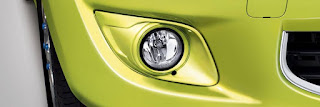 FRONT FOG LAMP mirage 2014