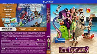 Transylvania 3 Blu-ray