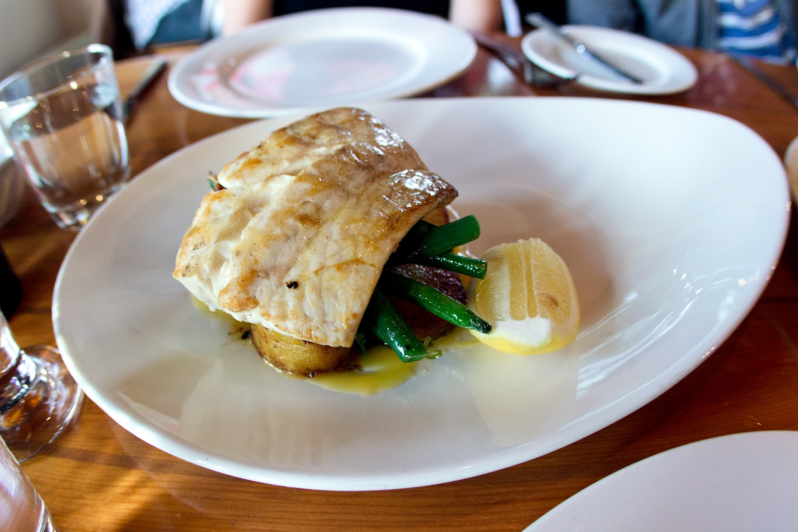 Hallam S Waterfront Seafood Restaurant