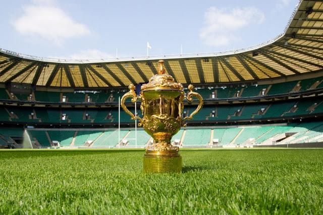 Fujitsu también estará en la Copa del Mundo de Rugby