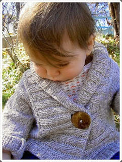 Örgü Bebek Hırka Örnekleri 6