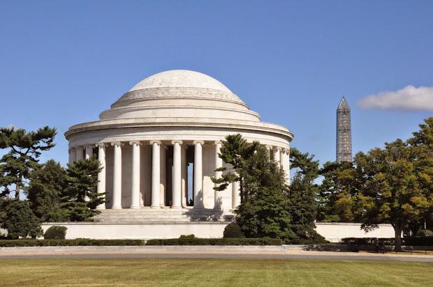 Great Europe Trip Planner Jefferson Memorial