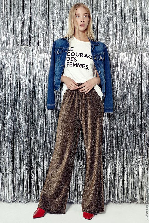 Moda para mujer invierno 2018. Ropa de moda invierno 2018.