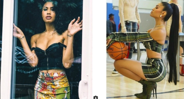 Leyla Bloom é a primeira modelo trans a aparecer na Vogue Índia