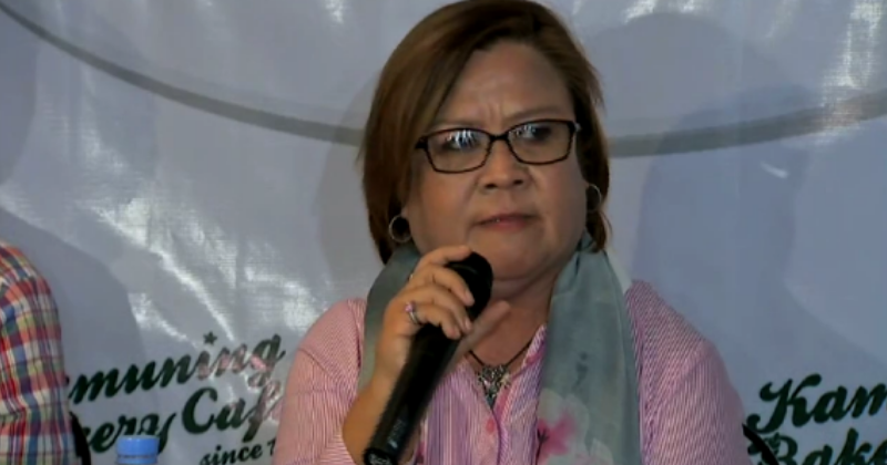 De Lima willing to resign and be shot in front of President Duterte if proven guilty
