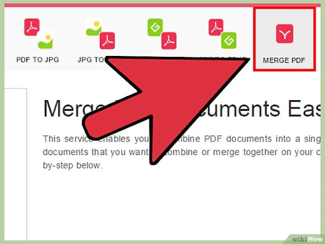 HOW TO MERGE PDF FILE ONLINE EASILY?